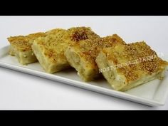 ΑΦΡΑΤΗ ΤΥΡΟΠΙΤΑ - ΠΑΤΣΑΒΟΥΡΟΠΙΤΑ - YouTube French Toast, Grains, Snacks, Breakfast, Youtube, Recipes, Food, Breakfast Cafe, Appetizers