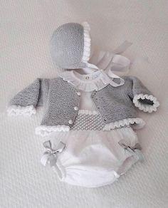 Somos unos enamorados de las prendas artesanales, esta preciosidad de @lopezmescua nos encanta!! ...