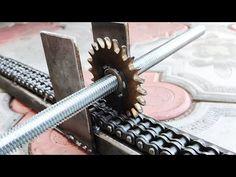 QUE IDEIA FANTÁSTICA!!!O que você definitivamente vai precisar!!! - YouTube Metal Bending Tools, Metal Working Tools, Metal Tools, Diy Lathe, Diy Cnc, Welding Table, Metal Welding, Cool Tools, Diy Tools