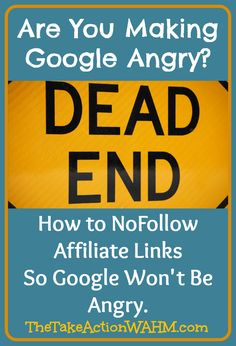 How to add nofollow to your links #blogtips #google #blogging