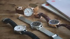 Tusenö - Watches inspired by the Swedish west coast by Tusenö Watches — Kickstarter