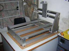 Metal CnC Frame  DIY  Machine Design