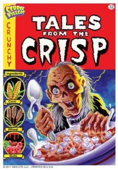 Horror cereal killer art? Why, yes please.