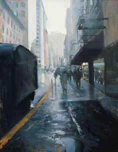 Hsin-Yao Tseng, Portrait Painter, Figurative and Landscape painter