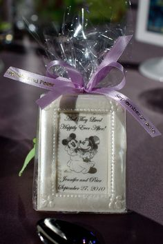 33 best Disney wedding favors images on Pinterest | Mickey mouse ...