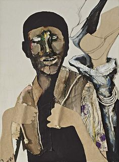 Benny Andrews (1930-2006) - Artists - Michael Rosenfeld Art
