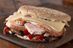 Garden-Lover's Turkey Sandwich recipe