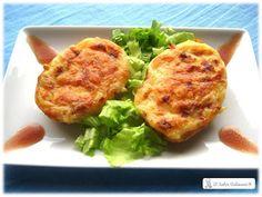 El Saber Culinario: Patatas rellenas con bacon y queso Manchego