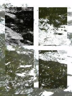 "New Media, ""Dark Loweswater Window"" Window Art, Lake District, New Media, Fractals, Saatchi Art, Windows, Landscape, Canvas, Dark"