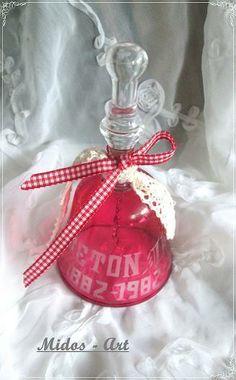 ***schönes Weihnachtsglöckchen *** von Midos -Art auf DaWanda.com