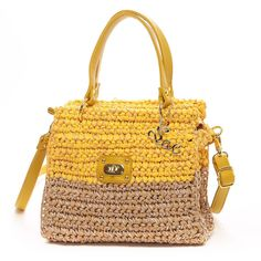 SAC crochet purse