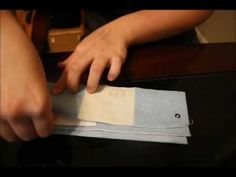 How to make a TOMS wallet