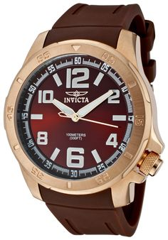 Price:$87.99 #watches Invicta 1906, Collectively matching anyone's style, this classy Invicta, with its cool, bold design, will elegantly go with any outfit.