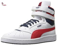 Puma Sky Ii Hi Fg, Baskets mode pour homme blanc blanc - blanc - Puma