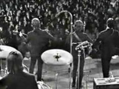 ▶ Beatles - Nowhere man - Live in Munich 1966 - YouTube