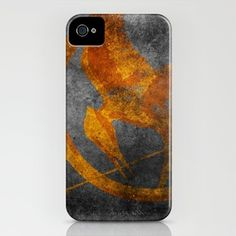 Hunger Games iPhone Case by Chad Madden - $35.00