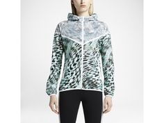 Crazy or cool? I can't decide. | Nike Tech Hyperfuse Windrunner Women's Jacket