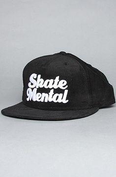 #BrickHarbor The Script Cord Snapback Cap by Skate Mental  Use rep code:XLOOP for 20% off  Retail:$19.00