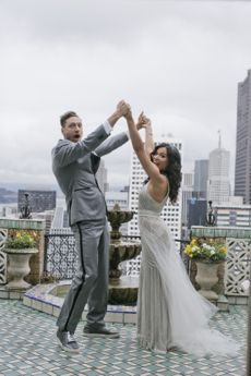 35 best real wedding hunter pence alexis cozombolidis magic