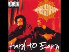 "Gang Starr: Hard to Earn: a perfect album with a perfect title. Do hip-hop (or pop or ""indie rock"") artists today really work hard to earn respect? Or just money? What an underrated classic. It makes most of today's hip-hop just seem lame. Rap Music, Music Songs, Music Pics, Music Tv, Classic Hip Hop Albums, Rapper, Gang Starr, Dj Premier, Hip Hop Lyrics"