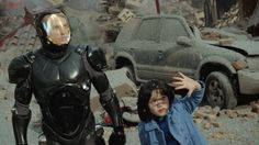 Photo of Charlie Hunnam and Mana Ashida in the movie Pacific Rim. Charlie Hunnam, Mako Mori, Pacific Rim Movie, Raleigh Becket, After Earth, Dramatic Photos, Steven S, Fiction Movies, Fantasy Movies
