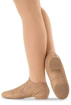Gore Boot Slip-On Jazz Shoe | Capezio