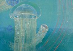 O. Geffard Jeux de méduses