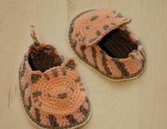 Tiger Baby Booties Crochet PATTERNProduct code: TB01-B-PATHand-crocheted booties are a perfect gift for the precious little one!The PDF includes:- 8 pages of detailed instructions- CHART SYMBOL DIAGRA..