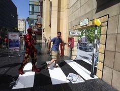 3D Street Art | Experiential Social Media