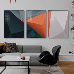 Abstract Dark Orange colour block Canvas Painting Posters and Print Minimalist style Wall Art Pictures For Living Room Bedroom Living Room Pictures, Wall Art Pictures, Minimalist Style, Minimalist Fashion, Colour Block, Color Blocking, Abstract Wall Art, Living Room Bedroom, Canvas Prints