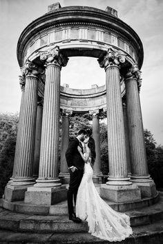 7c13272d3 Bride and groom portrait in Madrid Spain by Velas Studio Nashville  Tennessee