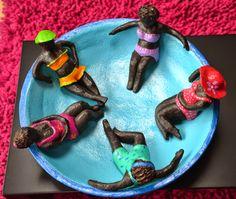 - Het begin in augustus 2010 -        Het eerste beeld - najaar 2010...             voor de kinde re n Marco & Sylvia en Judith & Bas   2...