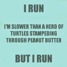 Need to start running again....this may just have been the thing to do it!! :)