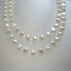 Beautiful Baroque Freshwater Pearls Necklace