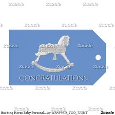 Personalized baby rocking horse pillow everything personalized personalized baby rocking horse pillow everything personalized pinterest pink babies and horses negle Image collections