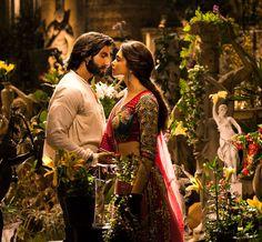 The Bollywood version of Romeo & Julie (Ram Leela)
