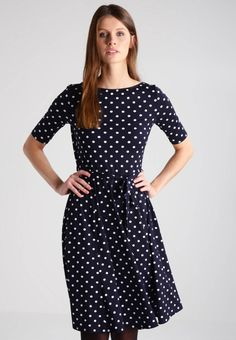 11ac1c0ddf0c Wallis Jersey dress - navy for with free delivery at Zalando