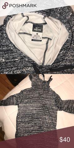 Nike pro pull over NWOT Nike Tops Sweatshirts & Hoodies