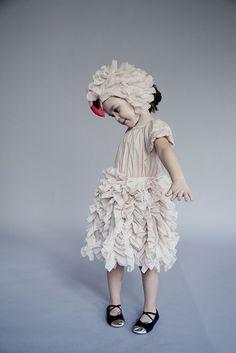 Flamingo - www.nerysjones.com #halloween costume