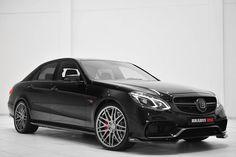 Mercedes-BEnz E 63 AMG by #Brabus (Brabus 850 6.0 Biturbo) #mbhess #mbcars #mbtuning