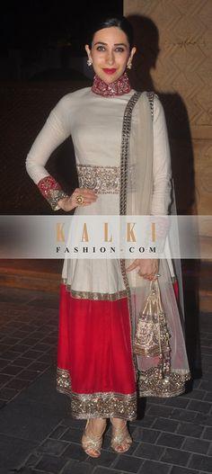 http://www.kalkifashion.com/lehengas/indowestern-gowns-lehengas.html