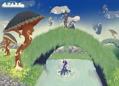 project spark freedom of creations part 2 by GeordieHutchings.deviantart.com on @deviantART