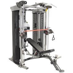 World Fitness offers Sold Out Discontinued Inspire Fitness Functional Trainer/Smith Machine and many other gym equipment products for fitness exercises at unbelievable discount price in Australia. Cardio At Home, At Home Gym, You Fitness, Fitness Goals, Health Fitness, Gym Workouts, At Home Workouts, Workout Gear, Workout Exercises
