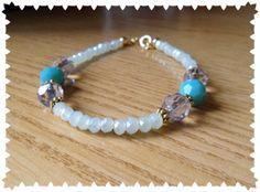 Silvia Jewellery of Style: Braccialetto di perline stile indiano