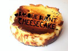 Basque Burnt Cheesecake San Sebastian La Vina interpretation