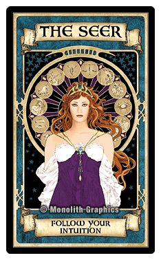 New Madame Endora's Fortune Cards Wicca Pagan Tarot Fortune Cards, Fortune Telling Cards, Tarot Celta, Angel Cards, Tarot Spreads, Oracle Cards, Card Reading, Book Of Shadows, Tarot Decks