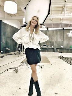 Look by Maja Sablewska Models Off Duty, Style Icons, Celebrity Style, Fashion Inspiration, Ballet Skirt, Polish, Street Style, Bar, Celebrities