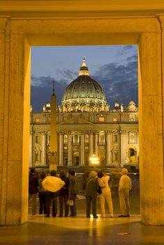 Location: Rome, Italy  Photographer: DANIELLA NOWITZ/National Geographic Creative