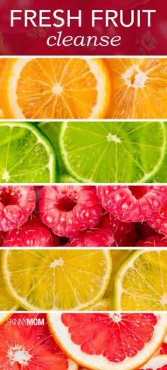 Get the skinny on the fresh fruit cleanse and why it's such a hot detox trend right now!