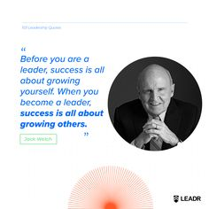 """""""Before you are leader, success is all about growing yourself. When you become a leader, success is all about growing others. Anne Sweeney, Motivational Leadership Quotes, Jack Welch, Graphic Quotes, Free Quotes, Wisdom Quotes, Layout Design, How To Become, Royalty"""